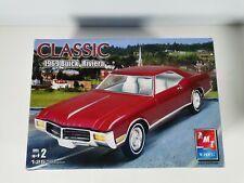 1969 Buick Riviera CLASSIC AMT 1/25 model kit Openbox