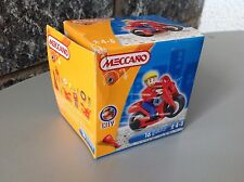 Vintage Meccano City 6 Motorcycle Nib