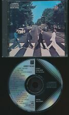 Beatles ORIG 1983 WORLD'S FIRST BEATLES CD ' ABBEY ROAD ' FROM JAPAN NM !