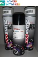 Spray Paint 400ML PRIM+LACQ REPAIR KIT FOR SUBARU JASMINE GREEN H5Q