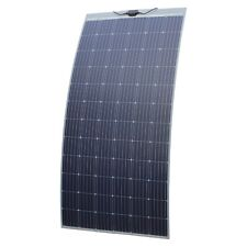 350W Semi-flexible Solar Panel for Motorhome Caravan Campervan RV Yacht 350 Watt