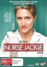 NURSE JACKIE - COMPLETE SEASON ONE / 1 - BRAND NEW & SEALED DVD (3-DISC)