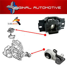 FOR MAZDA 2 2003-2007 FRONT LOWER & UPPER REAR ENGINE MOUNT MOUNTING 3S616P082AA
