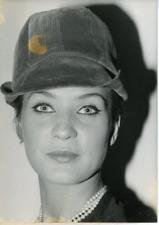 """Marie-Christiane présente son modèle """"736"""" Vintage silver print Tirage argenti"""