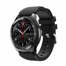US Silicone Bracelet Strap Watch Band 22mm For Samsung Gear S3 Frontier/Classic