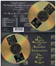 Mystic Revelation Of Rastafari - The Gold Collection  2 x CDs 1998