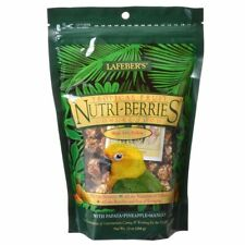 LM Lafeber Tropical Fruit Nutri-Berries Conure Food  10 oz