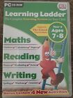 Pc Computer Educational Game Maths Reading Writing Age 7 To 8 Learning Ladder