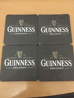 Lot of 25 Genuine Guinness Draught 2 Sided Coasters with Harp Established 1759