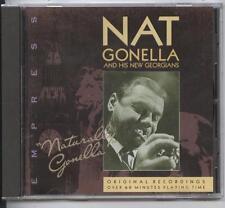 Nat Gonella And His New Georgians - Natural Gonella (CD Album)