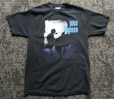 Official 2003 John Lennon T Shirt M Medium Beatles Imagine
