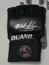 Mark Schultz Signed Official Ouano MMA Fight Glove BAS Beckett COA UFC Autograph