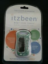 itzbeen Baby Care Timer for Changing, Feeding, Nursing, Baths & More ~ NEW