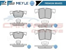 FOR BMW 3 SERIES 320d F30 F80 F34 F31 FRONT REAR MEYLE GERMANY BRAKE PADS 2011-
