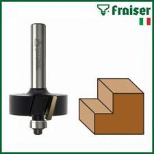 Falzfräser Fräser für Oberfräse Holzfraeser HM  Schaftfräser 8mm Schaft- FRAISER