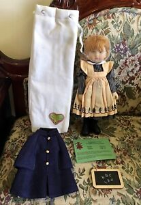 Tuesday's Child Maria Victorian Doll Dianna Effner Sculpt for Boneka NEW #23/50