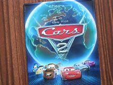 CARS 2  Steelbook Case( Best Buy exclusive! empty steelbook case only!! )