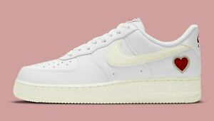 Nike Air Force 1 Valentines Day 2021 Sizes: 6.5-10
