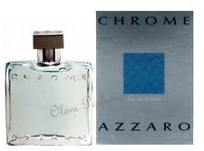 Azzaro Chrome For Men Edt Miniature Collectible 0.23oz * New in Box *