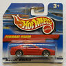1999 Hotwheels Ferrari 456 M Series Red European Short Card Release MOC!