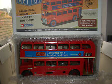CORGI METTOY MT00103 DI LATTA LONDON TRANSPORT Stagecoach Routemaster Heritage