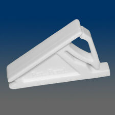 Set of 10 WHITE WINDOW SASH VENT STOPS 1722WHITE