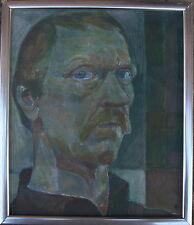 Bengt Malmqvist *1928, Selbstportrait, um 1960/70