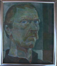 Bengt Malmqvist 1928, Retrato del uno mismo, para 1960/70