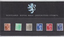 GB 1983 PRESENTATION PACK No 2 SCOTLAND MNH Definitives