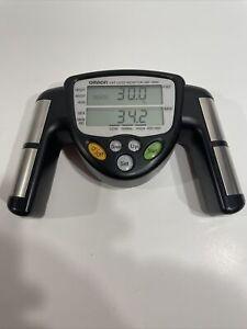 Omron HBF-306C Handheld Body Fat Loss Monitor. Tested.