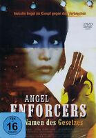 DVD NEU/OVP - Angel Enforcers - Im Namen des Gesetzes - Sharon Yeung