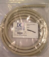 Dental Handpiece Tubing High Quality Four Hole Tubing Light Sand 7' USA DCI 433T