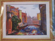 Morning In Venice cross stitch kit