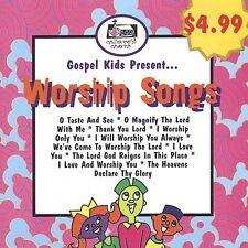 FREE US SH (int'l sh=$0-$3) NEW CD Gospel Kids: Worship Songs