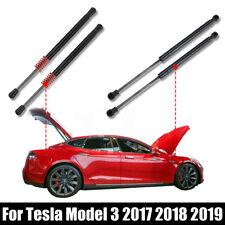 🔥 Hood Bonnet Front / Automatic Rear Trunk Strut Lift Support For Tesla Model 3