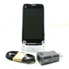 ZTE Warp N860 - 4GB - Black (Boost Mobile) Touchscreen  4GB Smartphone BLACK