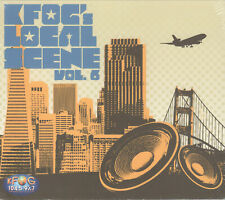 KFOG's Local Scene Vol. 6 by Various Artists (CD) Best of Bay Area Series/Sealed