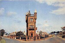 B87545 national burns memorial tower  cotage homes mauchline ayrshire scotland