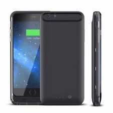 Black Battery Cases for iPhone 6