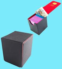 DEX PROTECTION CREATION SMALL BLACK DECK BOX 100 Standard Card Storage Case MTG