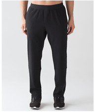 Mens Fitted Tracksuit Bottoms Jogging Joggers Sweat Pants Trousers V1 XL
