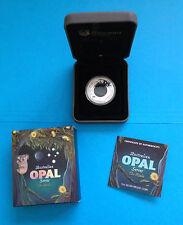 Australia 2012 $1 Australian Opal Series - The Koala 1 Oz Silver Proof Coin