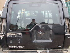 Land Rover Discovery 2 Black Rear Wagon Door / Tailgate