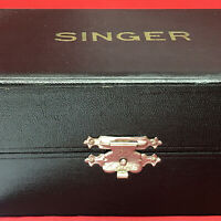 Deluxe SINGER Attachments for 201 & 15 Box German Accessories Set Box Complete