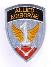 """WWII - 1st ALLIED AIRBORNE ARMY """"Light Blue"""" (Reproduction)"""