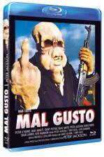 BAD TASTE (1987)  **Blu Ray B** Peter Jackson, Terry Potter,