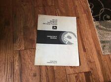John Deere OMM85403 46-In Mid-Mount Rotary Mower 200 Series Operator Manual 212
