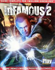 ALLEGATO GUIDA GIOCHI PS3 PLAY GENERATION INFAMOUS 2