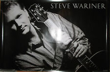 Steve Wariner 1988 Mca promotional poster, 23x35, Ex, country