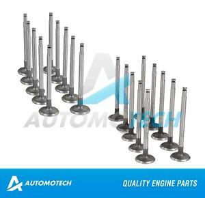 Intake &  Exhaust valve For  Mercedes Benz Dodge 2.7 L DOHC